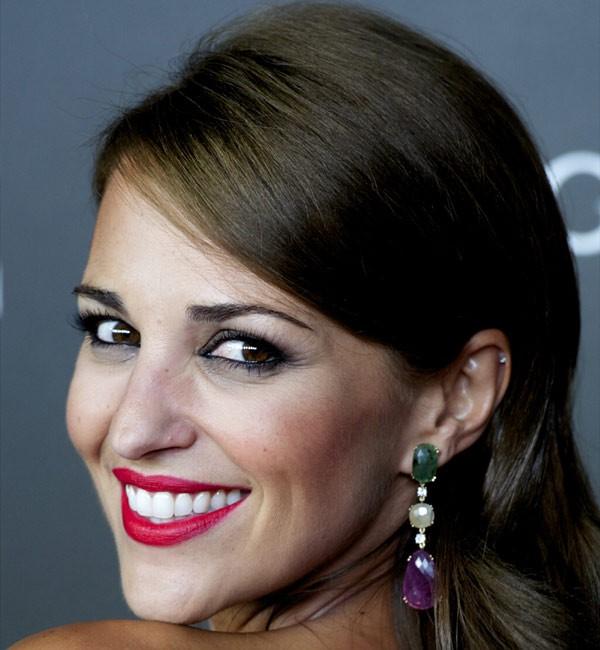Sonrisa perfecta famosos -Paula Echevarría